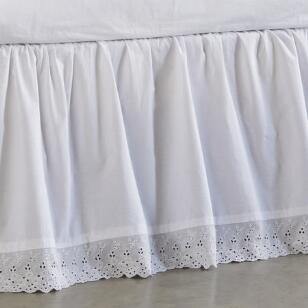 NICOLA BED SKIRT
