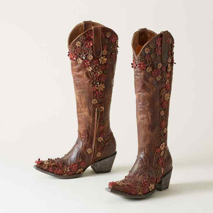 HIPPY CHICK DIANA BOOTS
