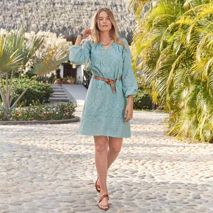 COASTLAND DRESS PETITE