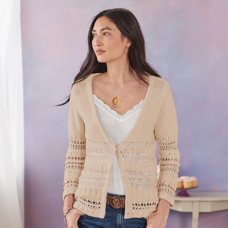 CLOUDSCAPE CARDIGAN