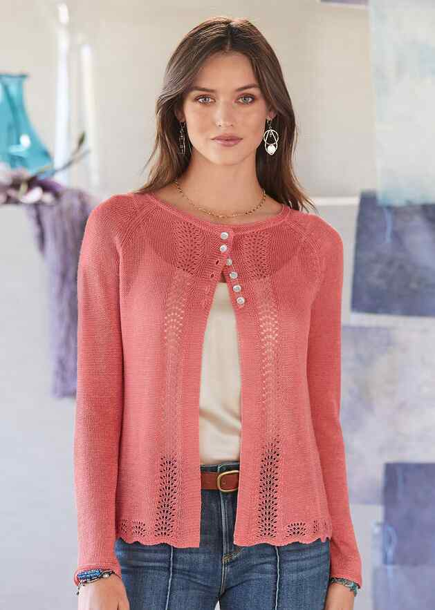 LACEY & LOVELY CARDIGAN