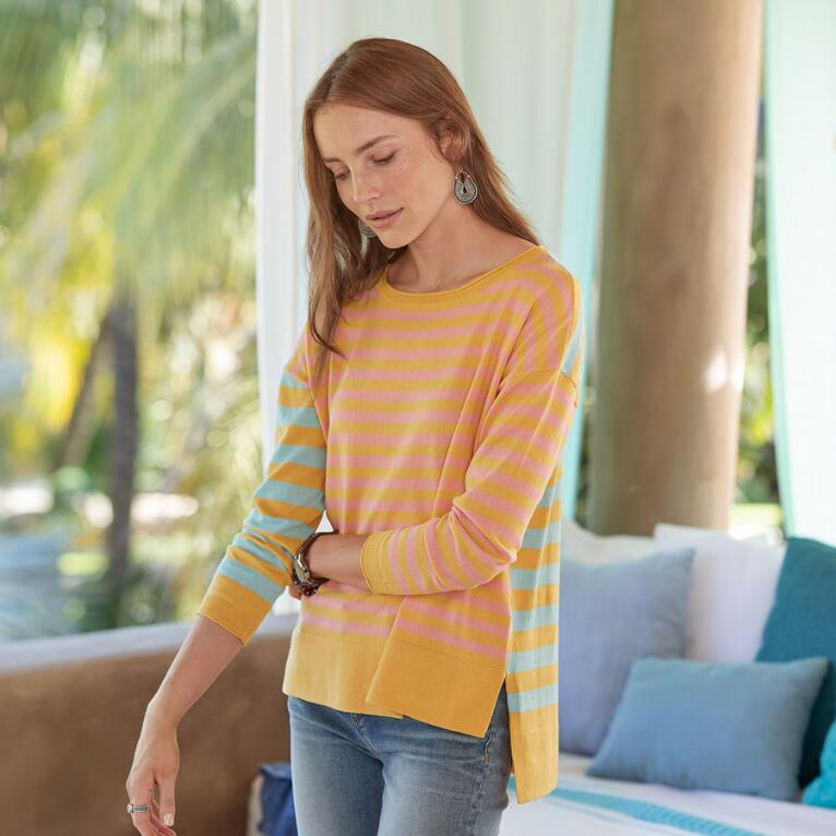 OUR JOURNEY SWEATER PETITE