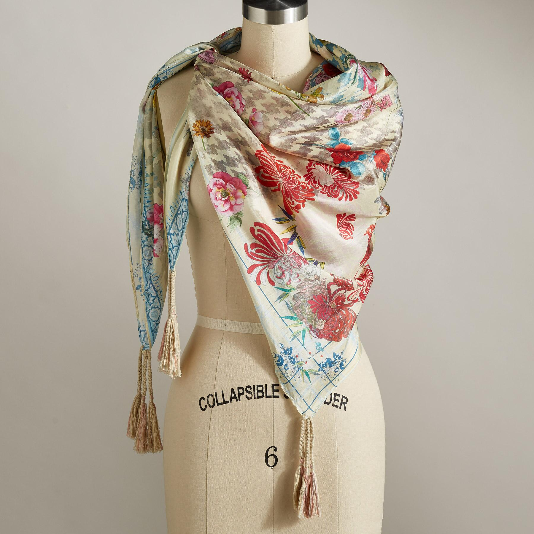 MAISELLA SCARF: View 2