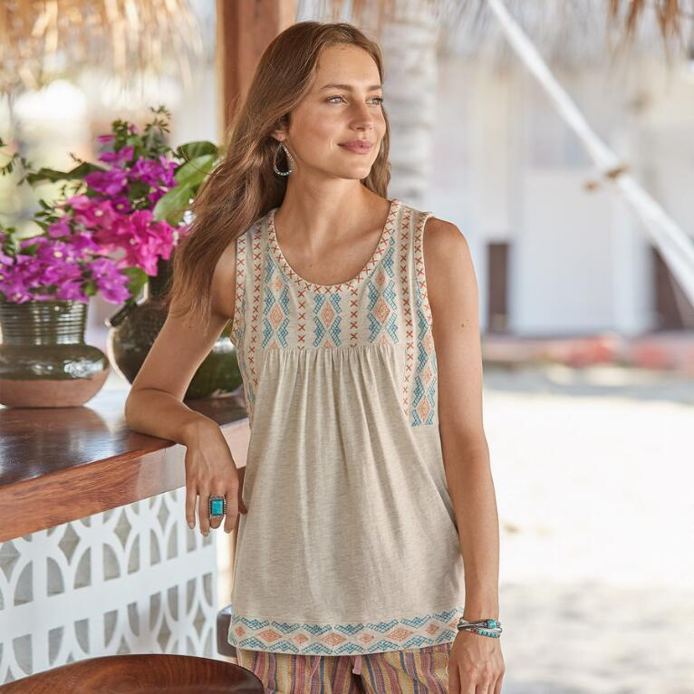 JOURNEY WITH ME TOP