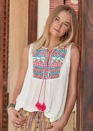 JOURNEY DELIGHT TOP
