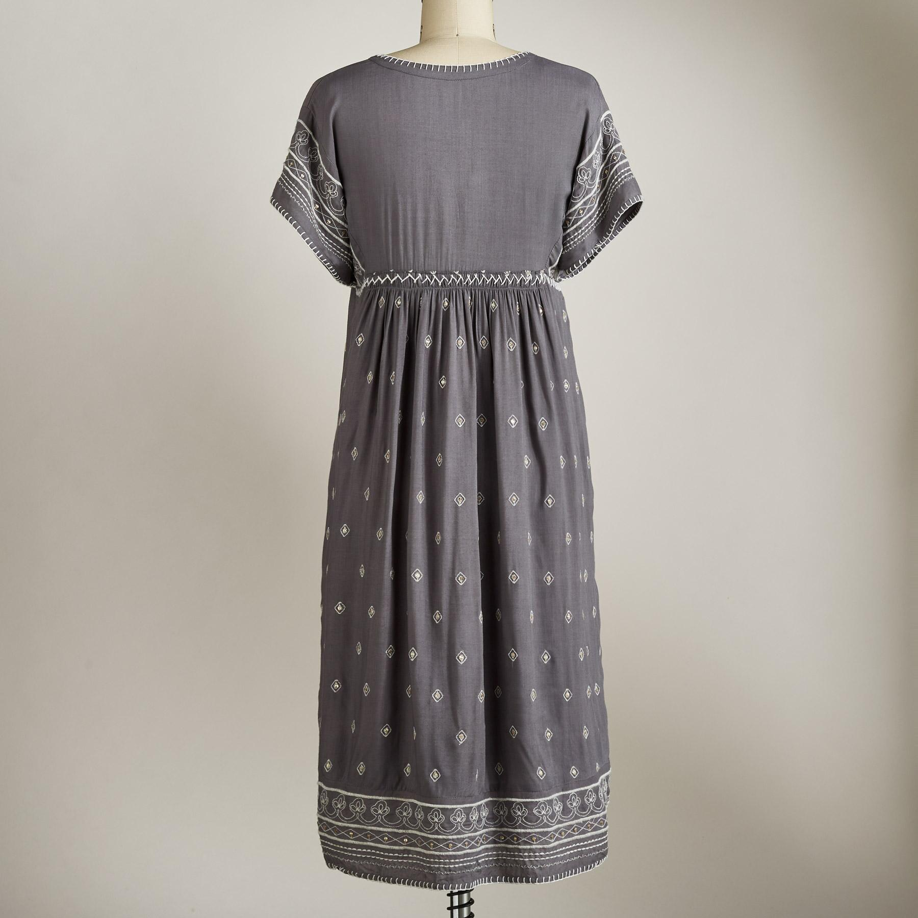 AURA DRESS - PETITES: View 2
