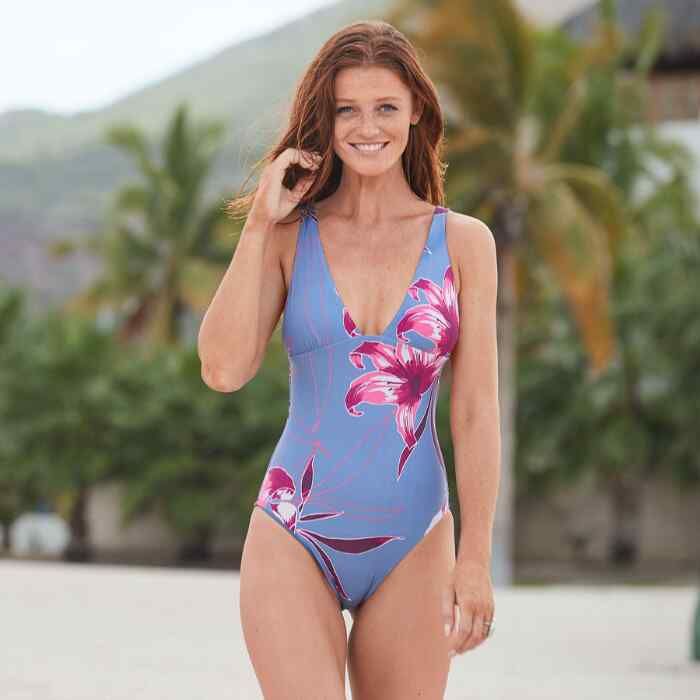 CALLA SEAS SWIMSUIT