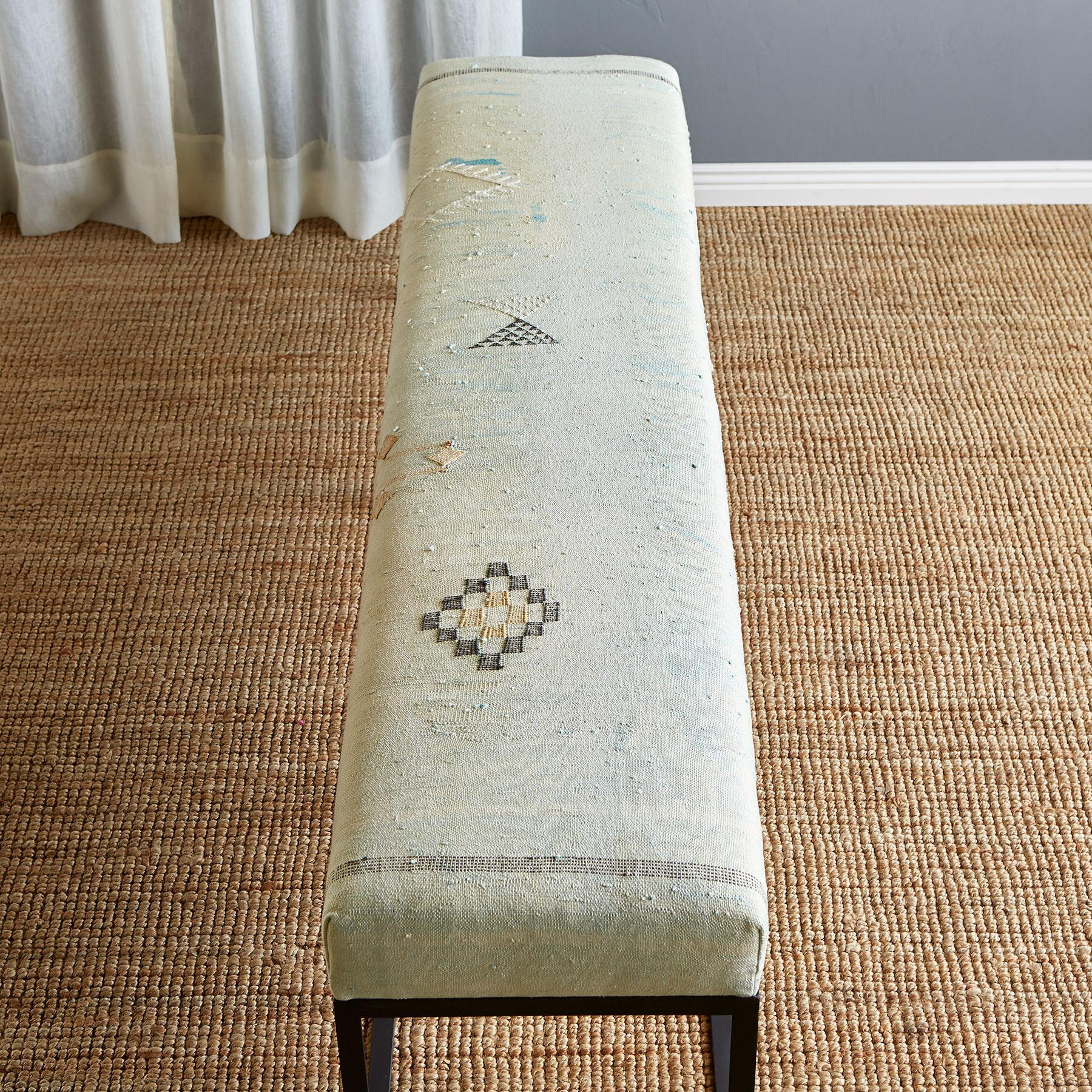 OMAR MOROCCAN BENCH: View 2