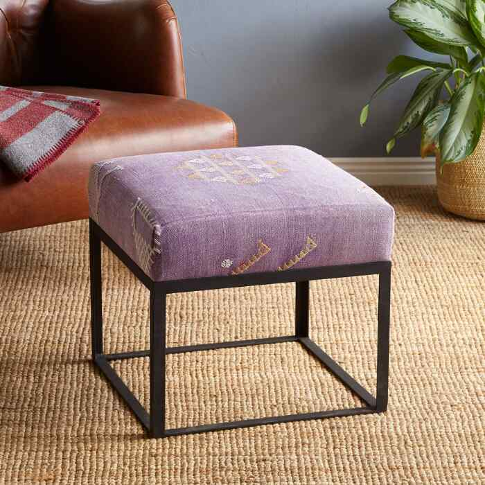 ANIS MOROCCAN BENCH