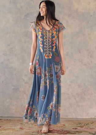LES FLEURS DRESS