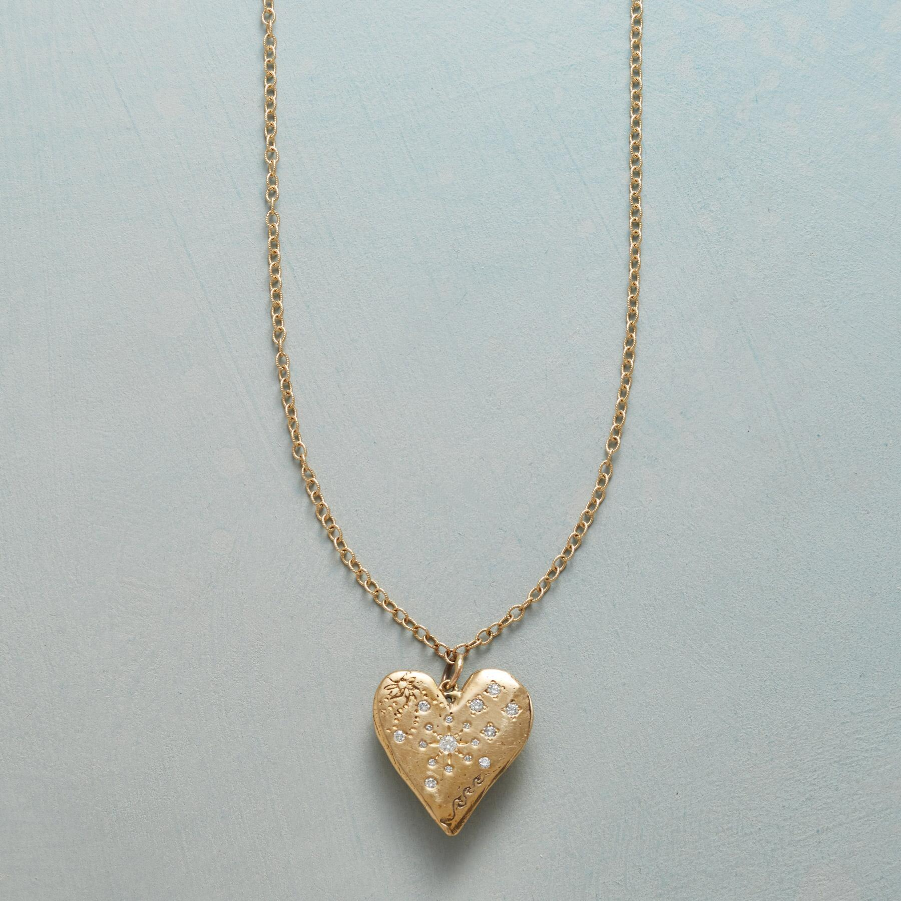 STARLIGHT AND LOVE NECKLACE: View 1