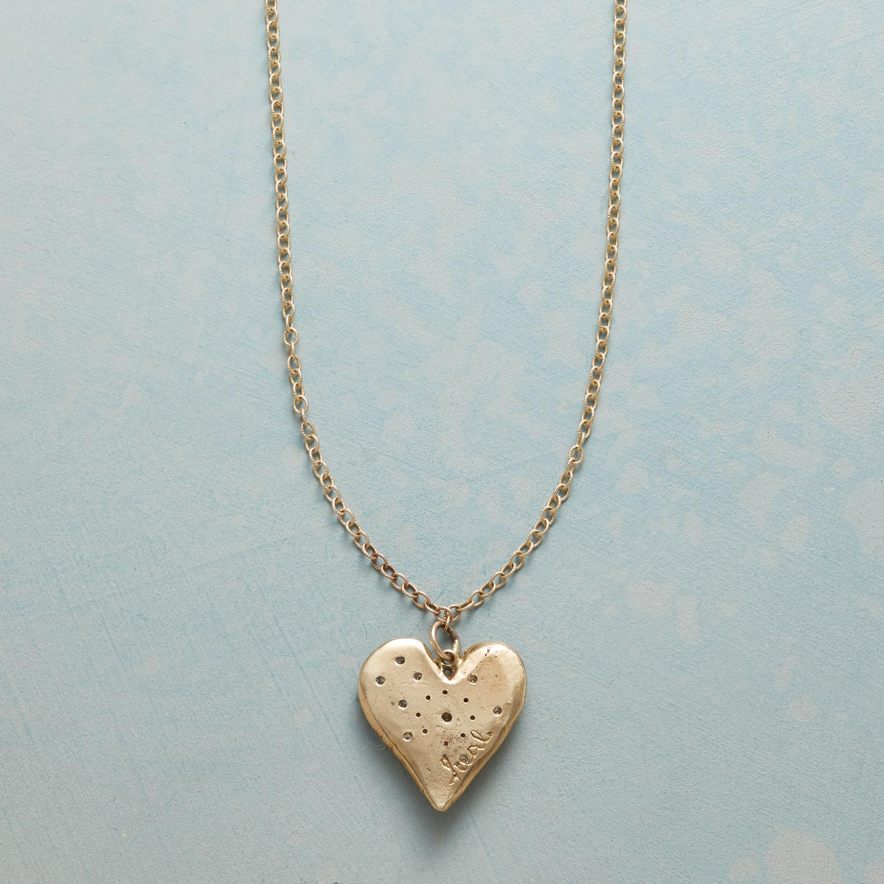 STARLIGHT AND LOVE NECKLACE: View 2