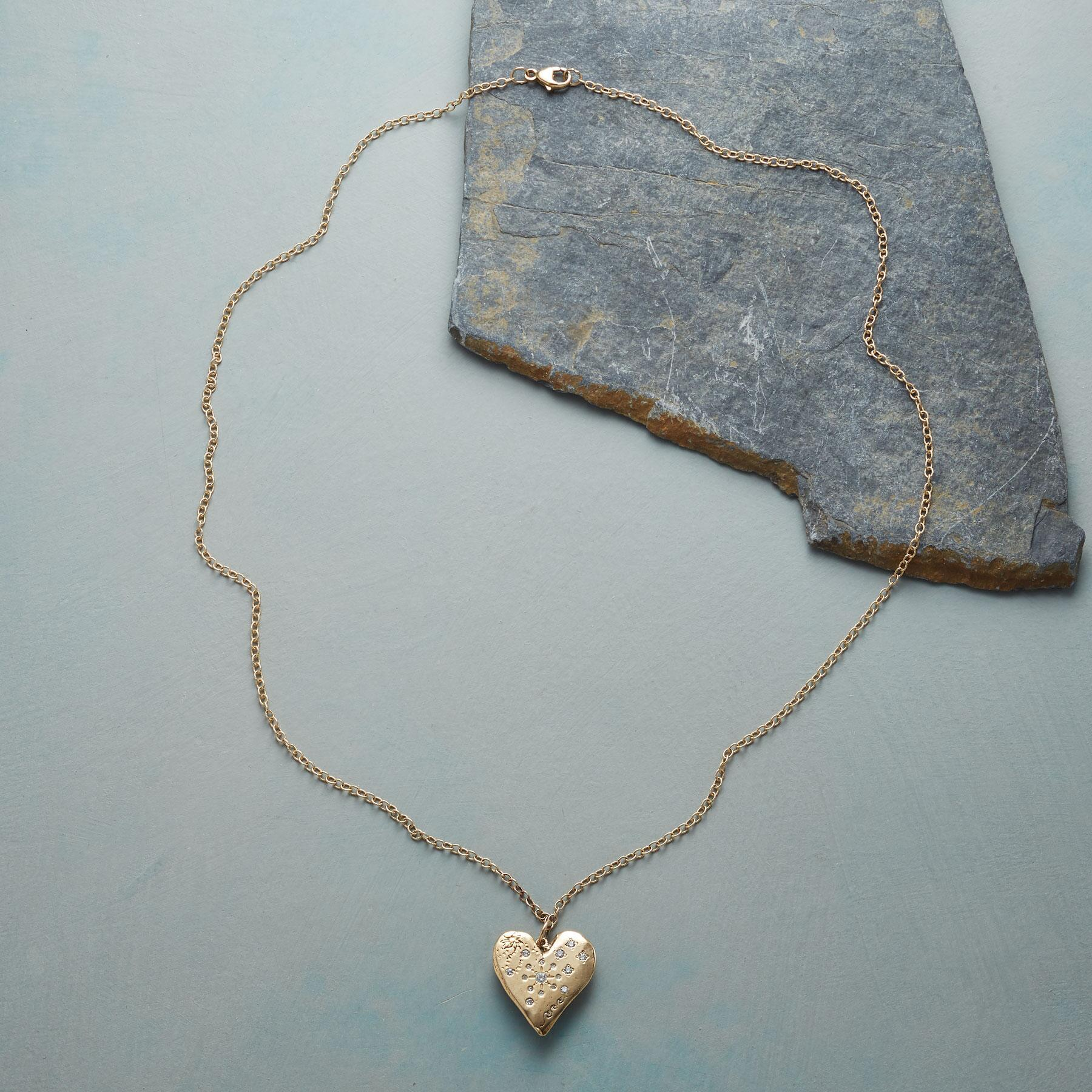 STARLIGHT AND LOVE NECKLACE: View 3