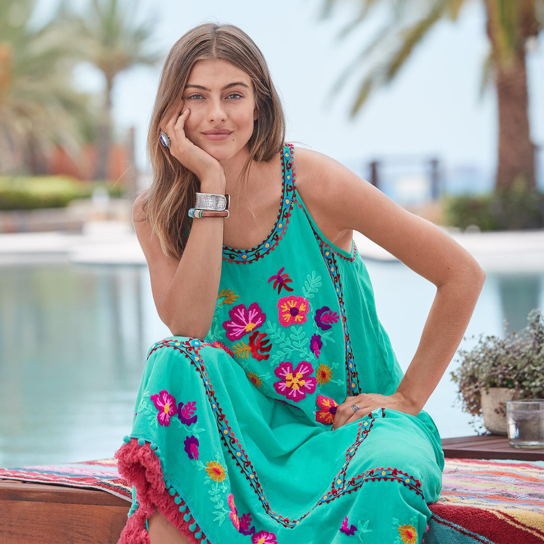 CELEBRATE MAXI DRESS: View 1