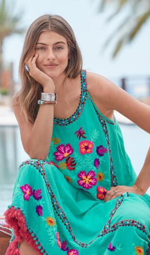 CELEBRATE MAXI DRESS