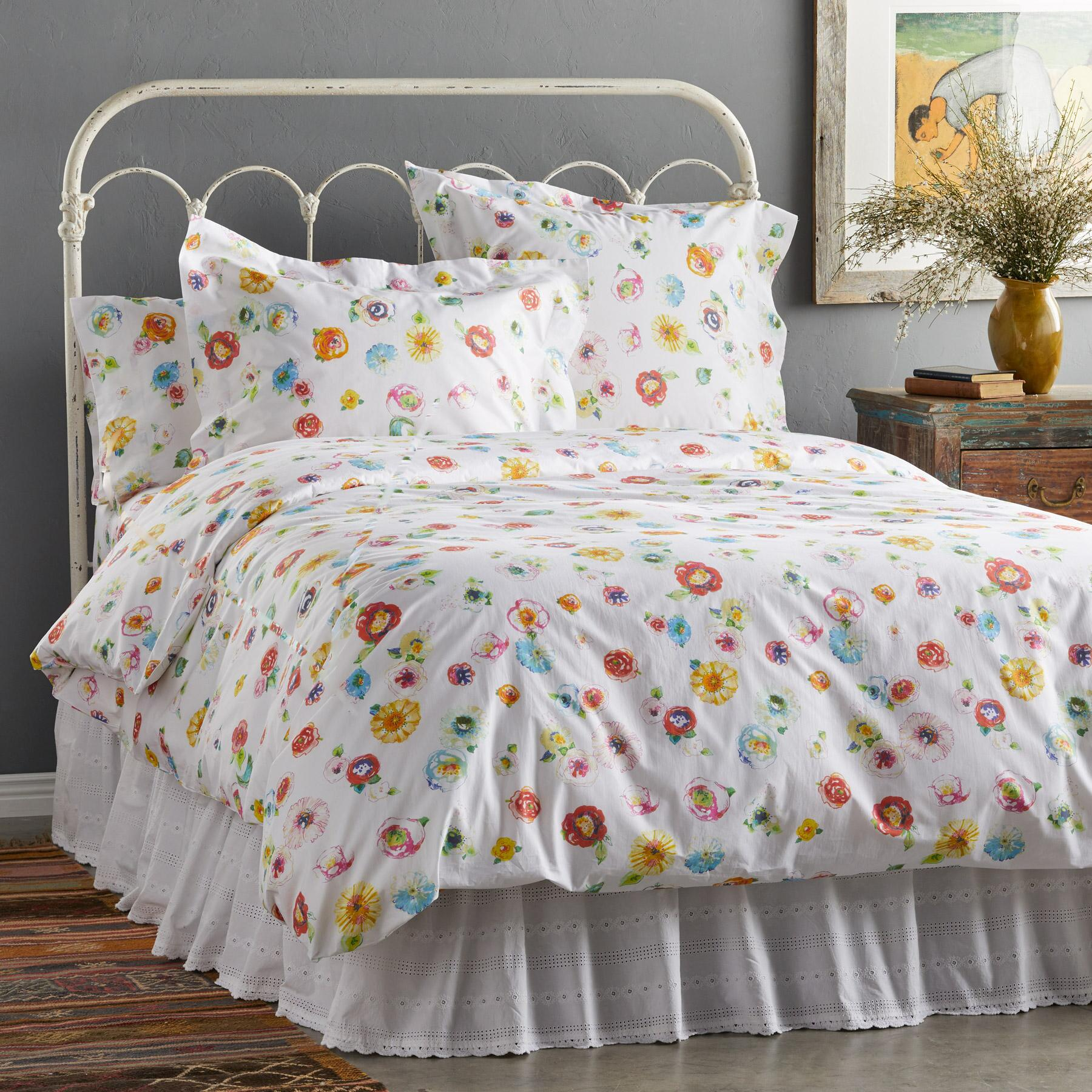 CAMILLE DUVET COVER: View 1