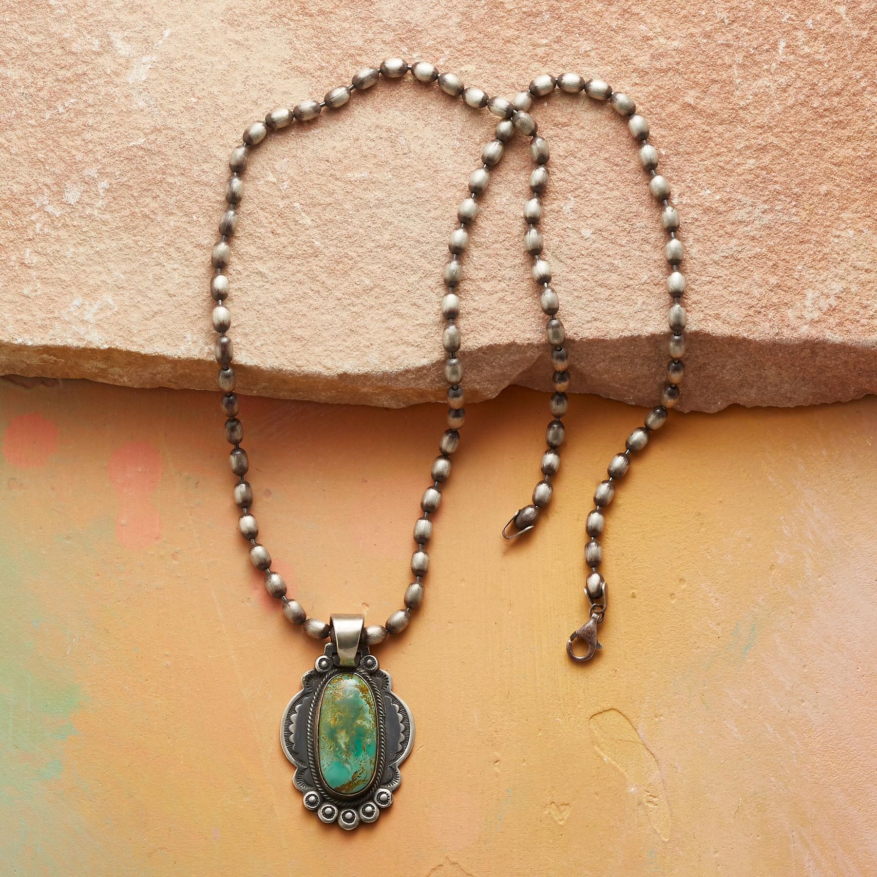 BELLE OF THE WEST NECKLACE: View 2