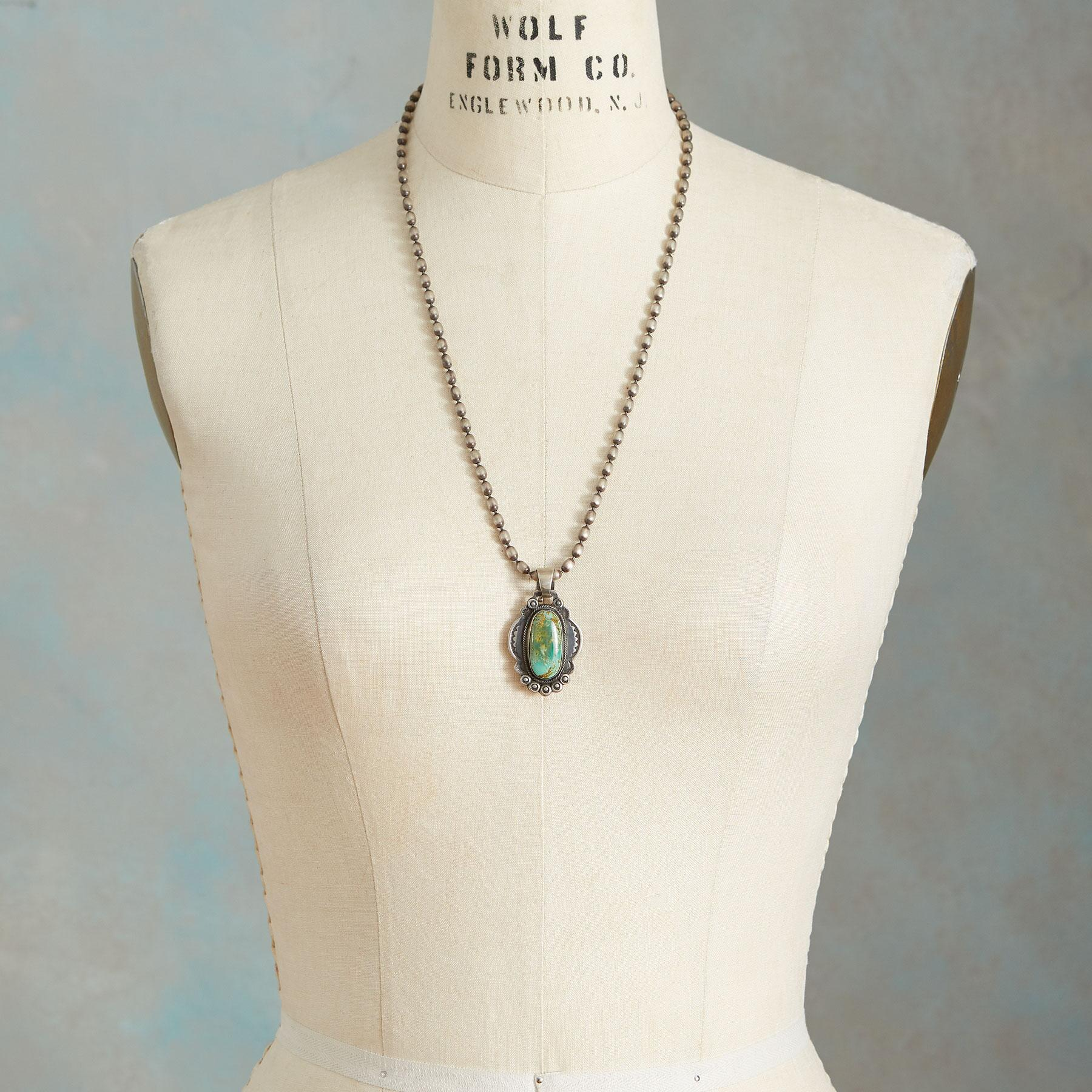 BELLE OF THE WEST NECKLACE: View 3