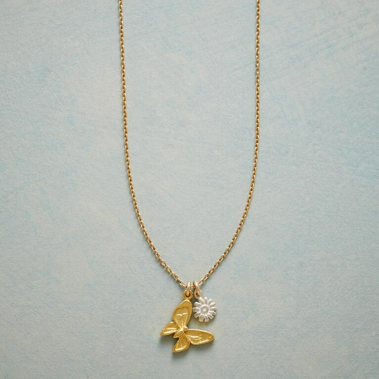 BUTTERFLY SIMPLY CHARMING NECKLACE
