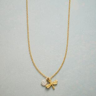 SIMPLY CHARMING DRAGONFLY NECKLACE
