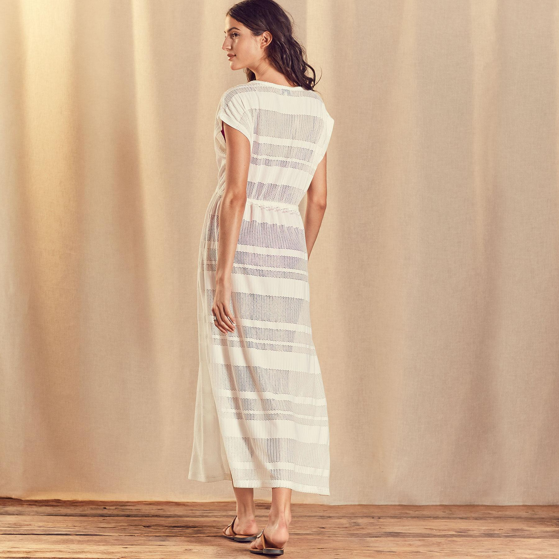 BEACH BREEZE MAXI DRESS: View 2