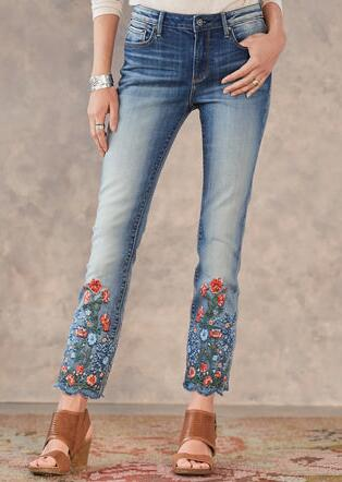 CANDACE GARDEN JEANS