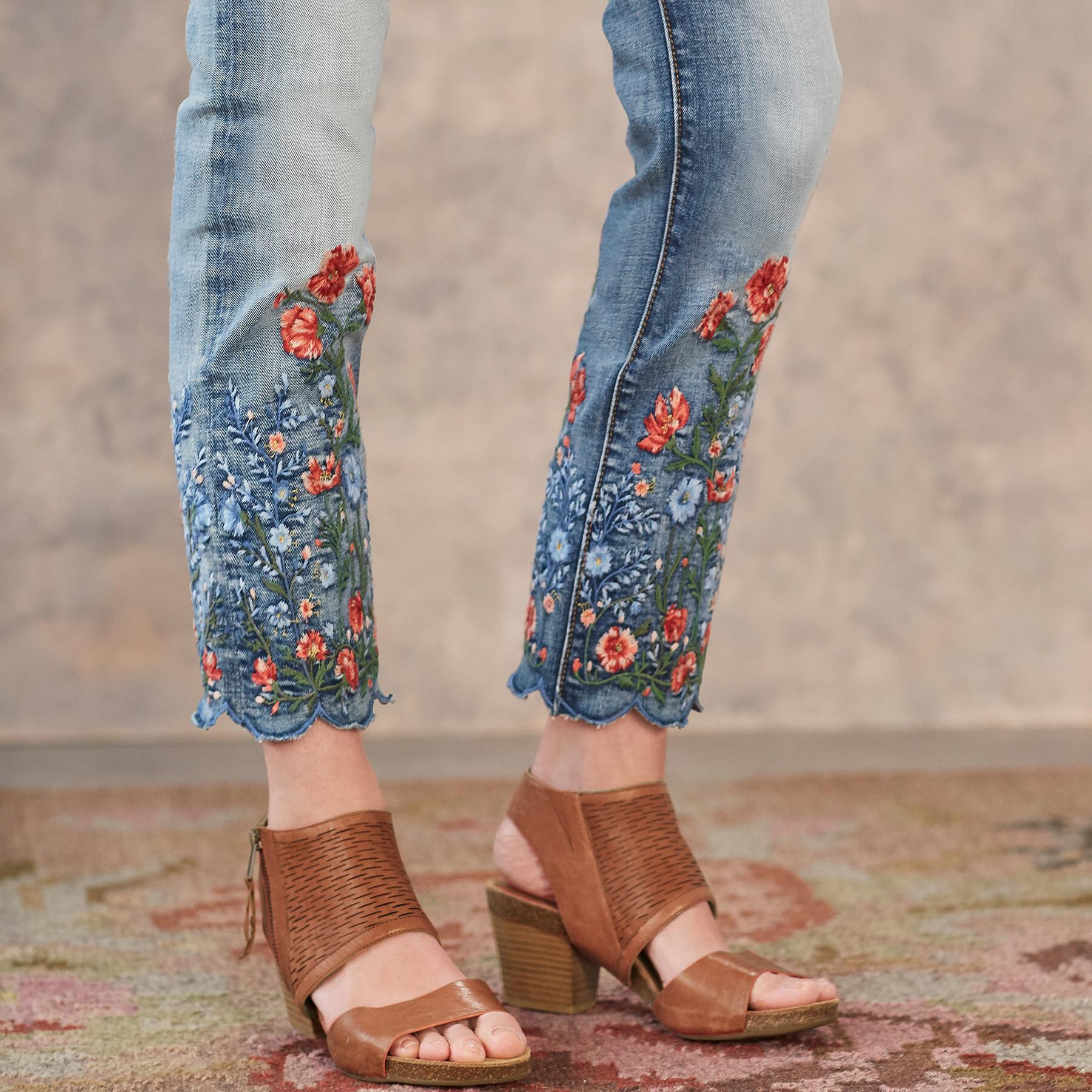 CANDACE GARDEN JEANS: View 5