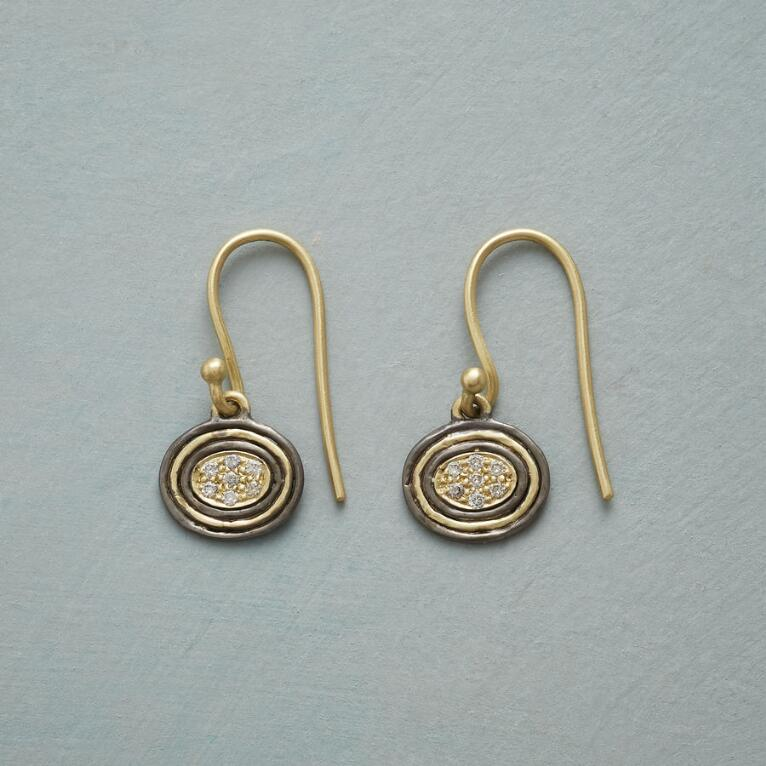DIAMOND PEBBLE EARRINGS