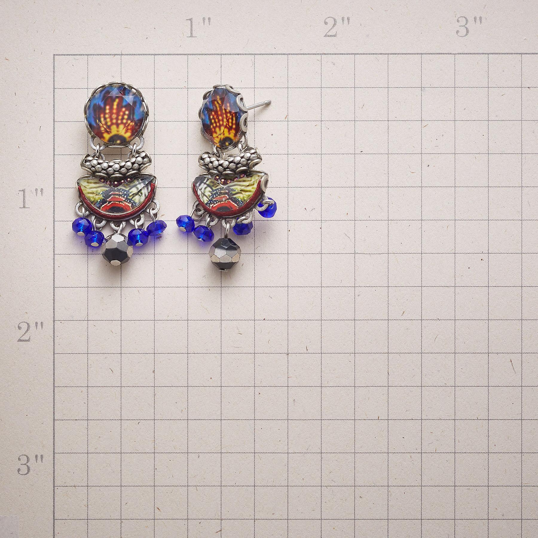 DUTCH GARDEN EARRINGS: View 2