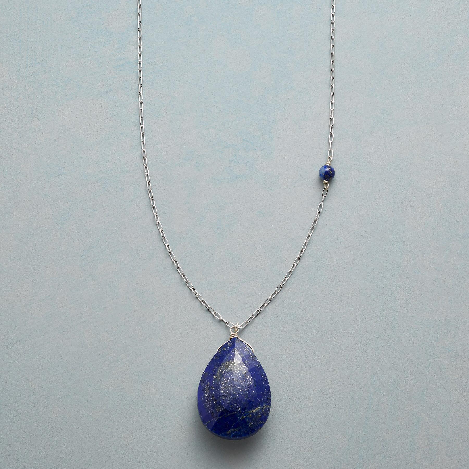 LOVELY TEARDROP NECKLACE: View 1