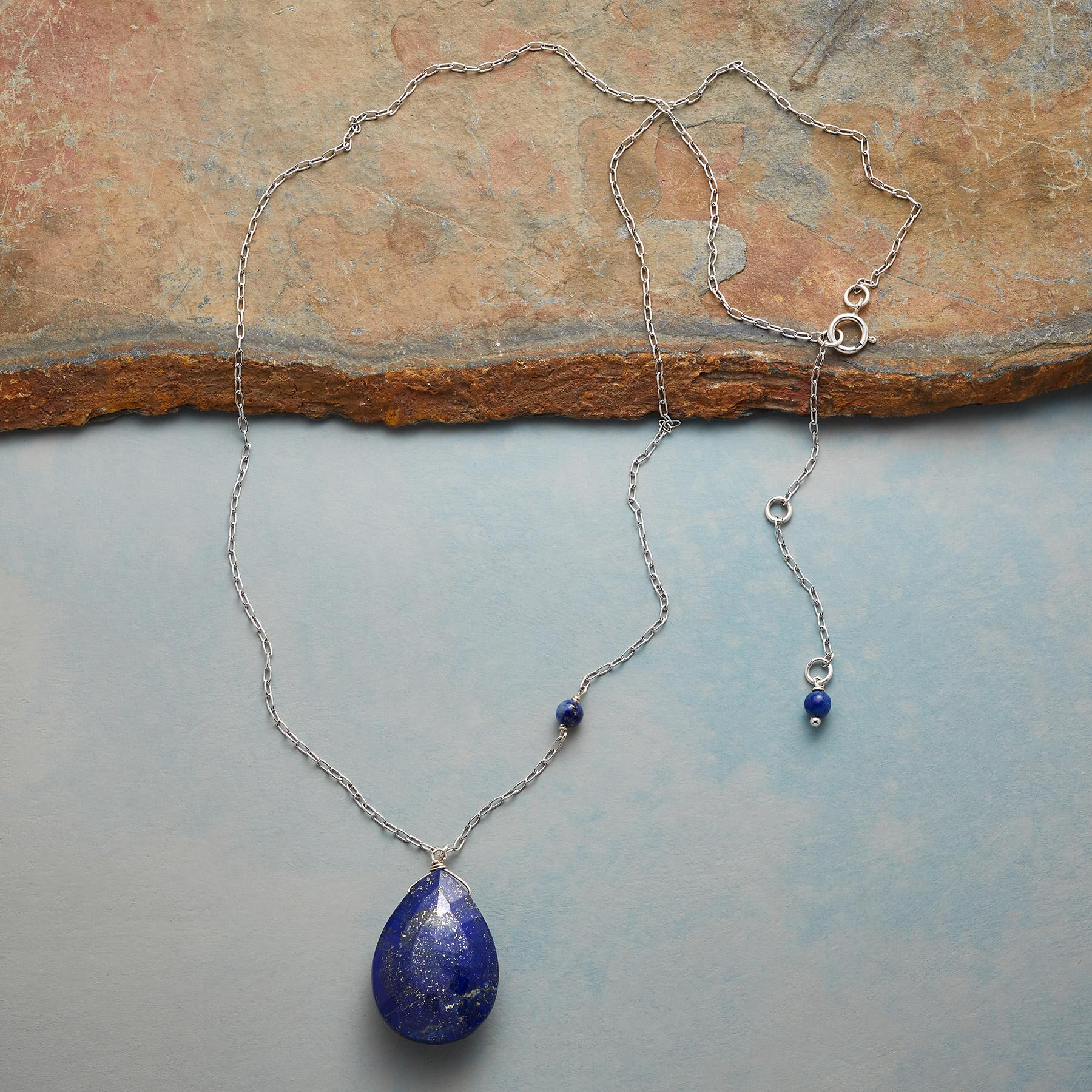 LOVELY TEARDROP NECKLACE: View 2