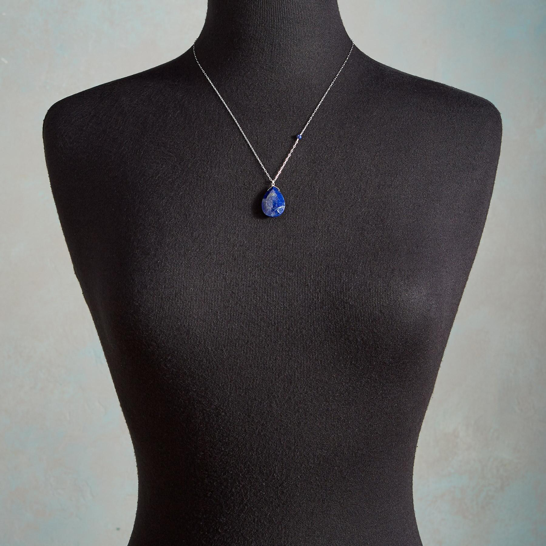 LOVELY TEARDROP NECKLACE: View 4