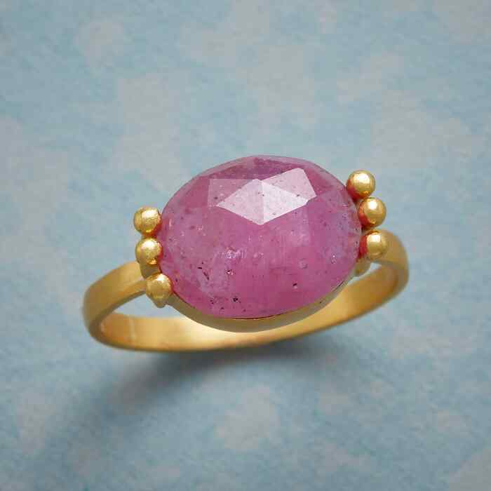 BERRY SORBET RING