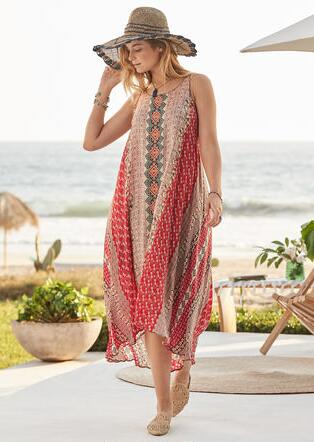 MOROCCAN SPICE DRESS