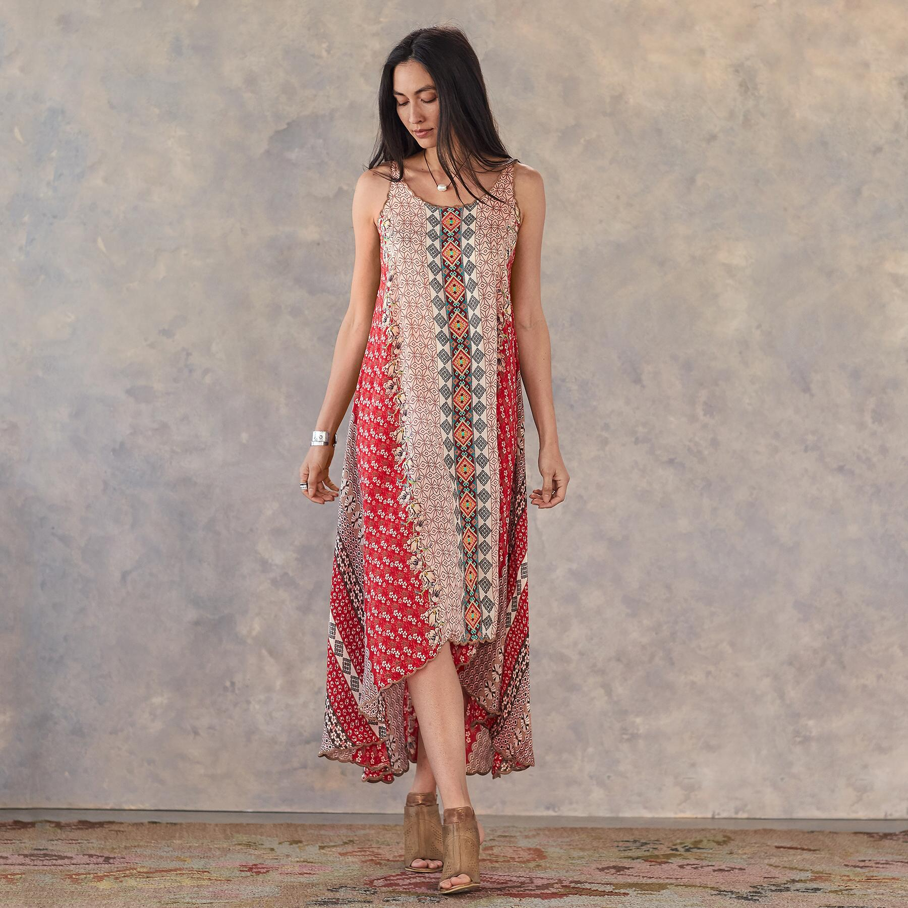 MOROCCAN SPICE DRESS: View 2