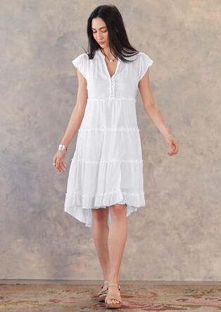 SUNLIT REVERIE DRESS