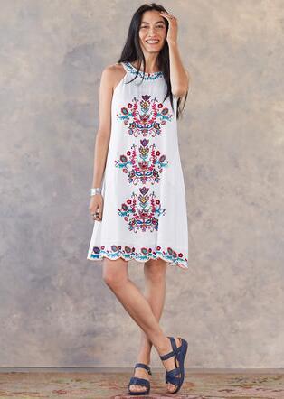 TEISHA DRESS