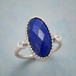 TOPAZ SENTRIES RING