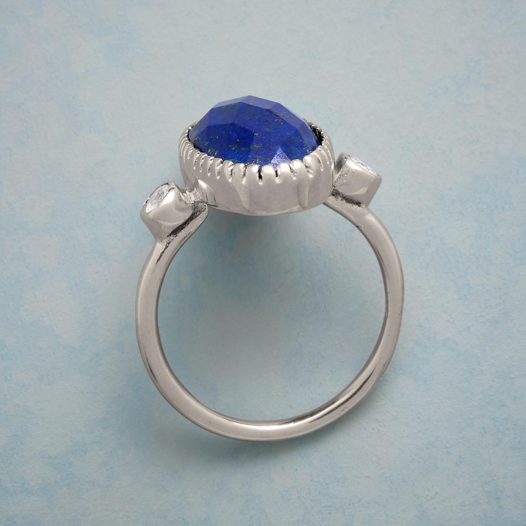 TOPAZ SENTRIES RING: View 2