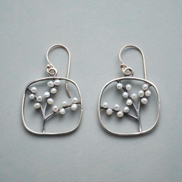 BRANCHES IN BLOOM EARRINGS