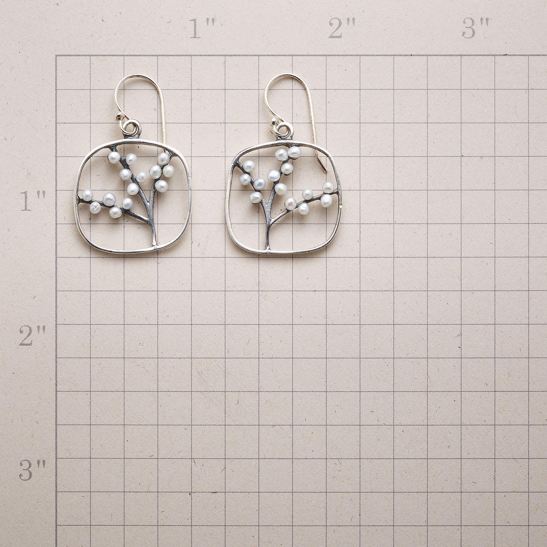 BRANCHES IN BLOOM EARRINGS: View 2