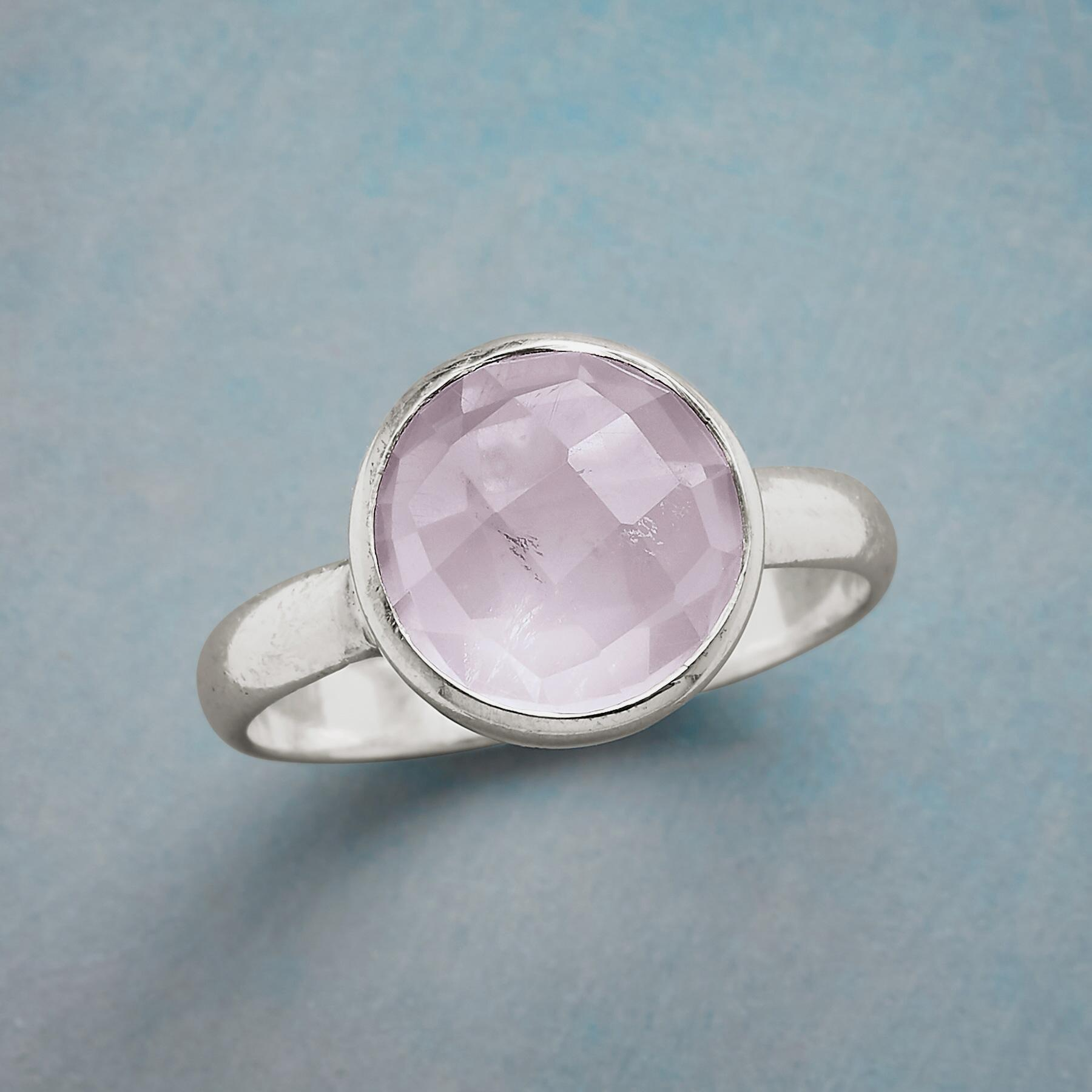 ROSE WATER RING: View 1