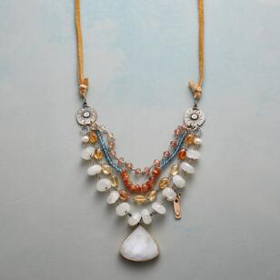ISLAND IN THE SKY NECKLACE