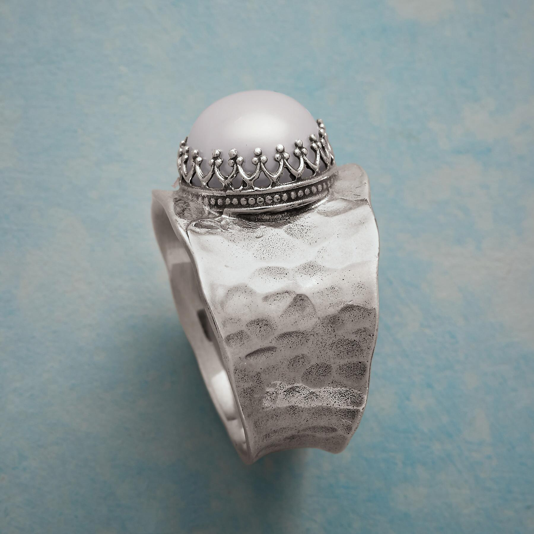 CHARMING CONTRASTS RING: View 2
