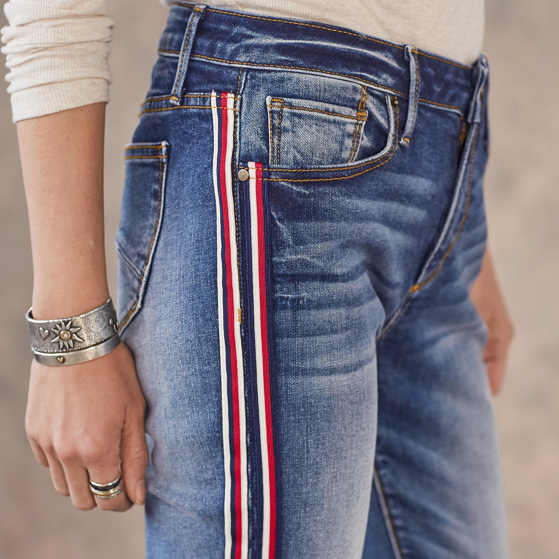 JACKIE RACING CHAMP JEANS: View 5