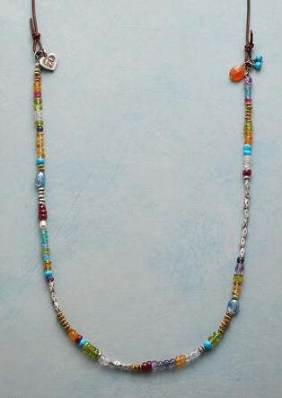 RAINBOW SPECTRUM NECKLACE