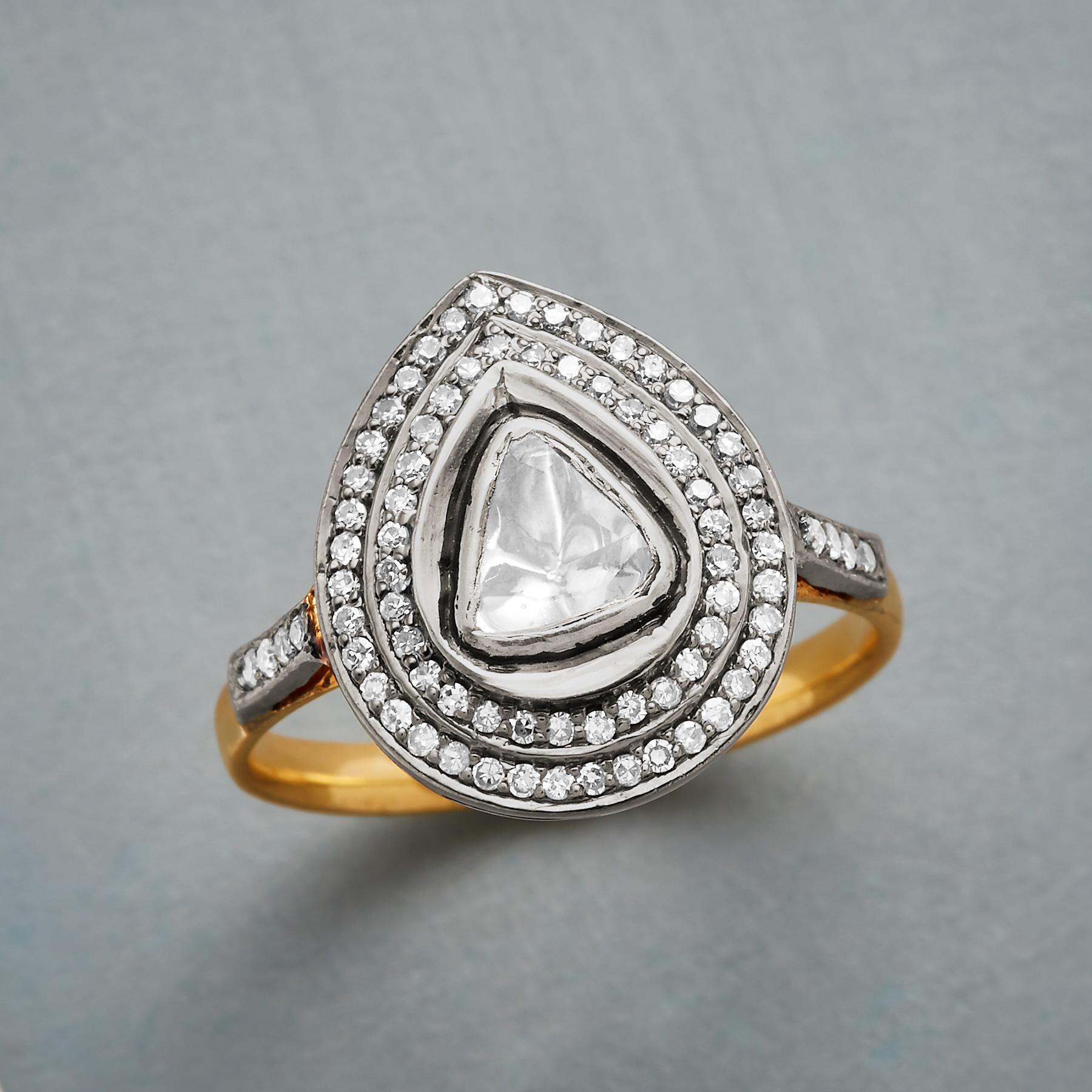 LODESTAR DIAMOND RING: View 1