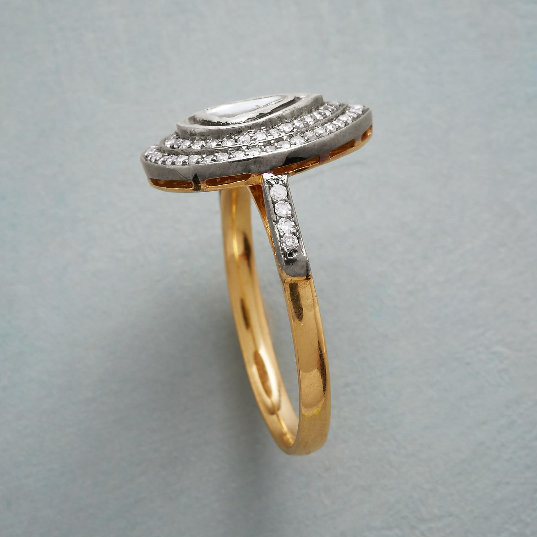 LODESTAR DIAMOND RING: View 2