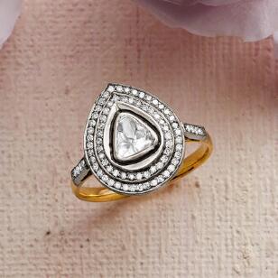 LODESTAR DIAMOND RING