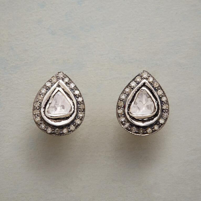 LODESTAR DIAMOND EARRINGS